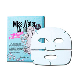 BANILA CO Miss Water & Mr Oil Hydrating Gel Mask 5pcs